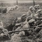 The First Month of World War 1