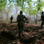 Love story, Naxalite struggle and state corruption