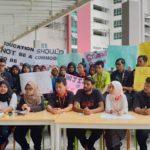 Sidang Media MJIIT, Universiti Teknologi Malaysia berkaitan Isu Yuran Melampau
