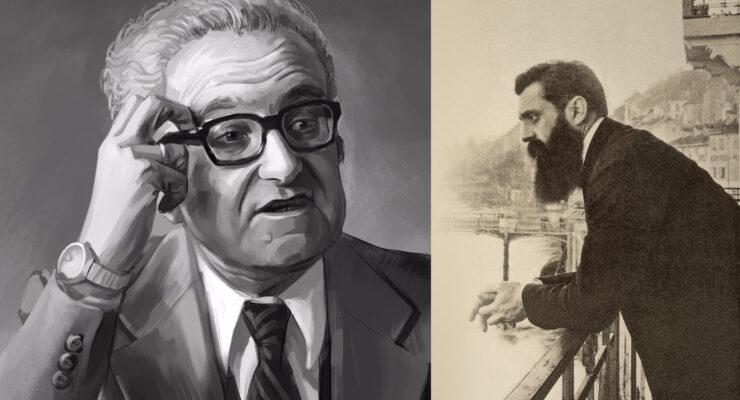 Kajian Roger Garaudy Terhadap Gerakan Politik Zionis – Bahagian 1