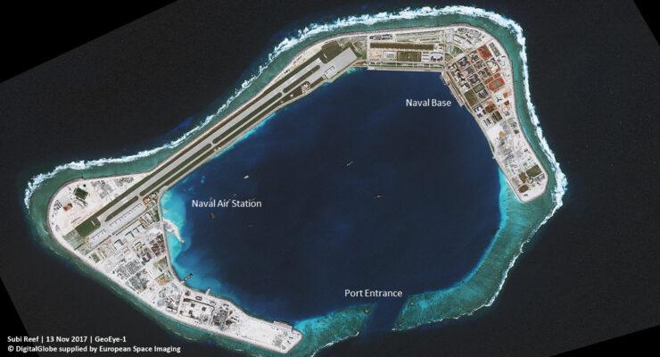Konflik Geo-Politik di Laut China Selatan